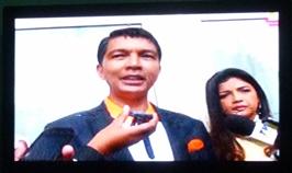President op tv