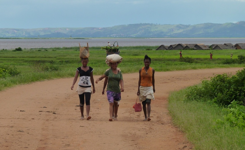 Women in Madagascar