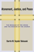 Atonement, Justice and Peace