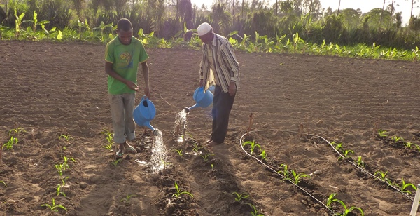 Irrigation in Ethiopia