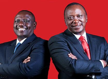 Ruto & Kenyatta